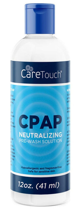 Care Touch CPAP Neutralizing Pre-Wash Solution, 12 fl oz