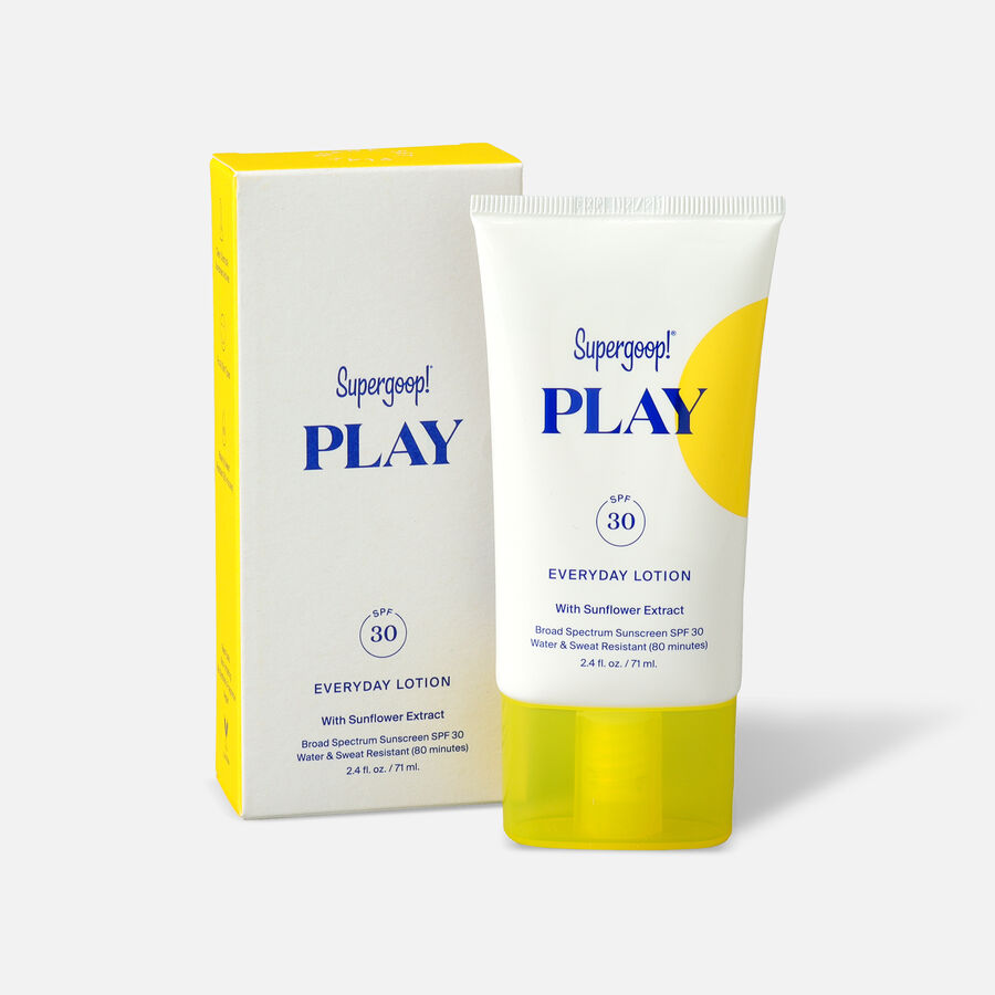 Supergoop! PLAY Everyday Lotion SPF 30 with Sunflower Extract, , large image number 0