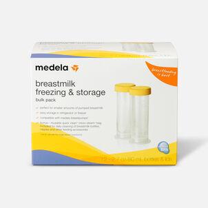 Medela 80 mL Breast Milk Freezing & Storage, 12 Pack