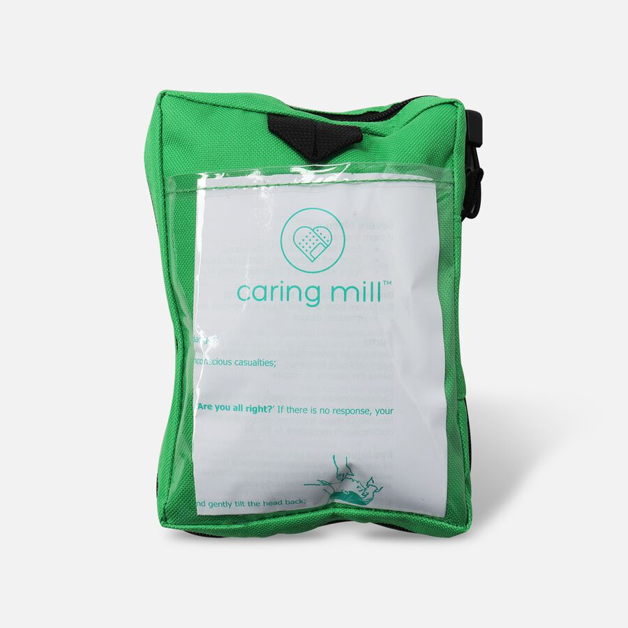 Caring Mill® Essential Family First Aid Kit 160pc, , large image number 1