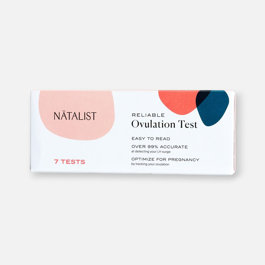 Natalist Ovulation Tests - 7ct, , large image number 1