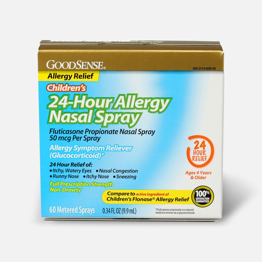 GoodSense® Children's 24-Hr Allergy Nasal Spray 0.34 oz , , large image number 0