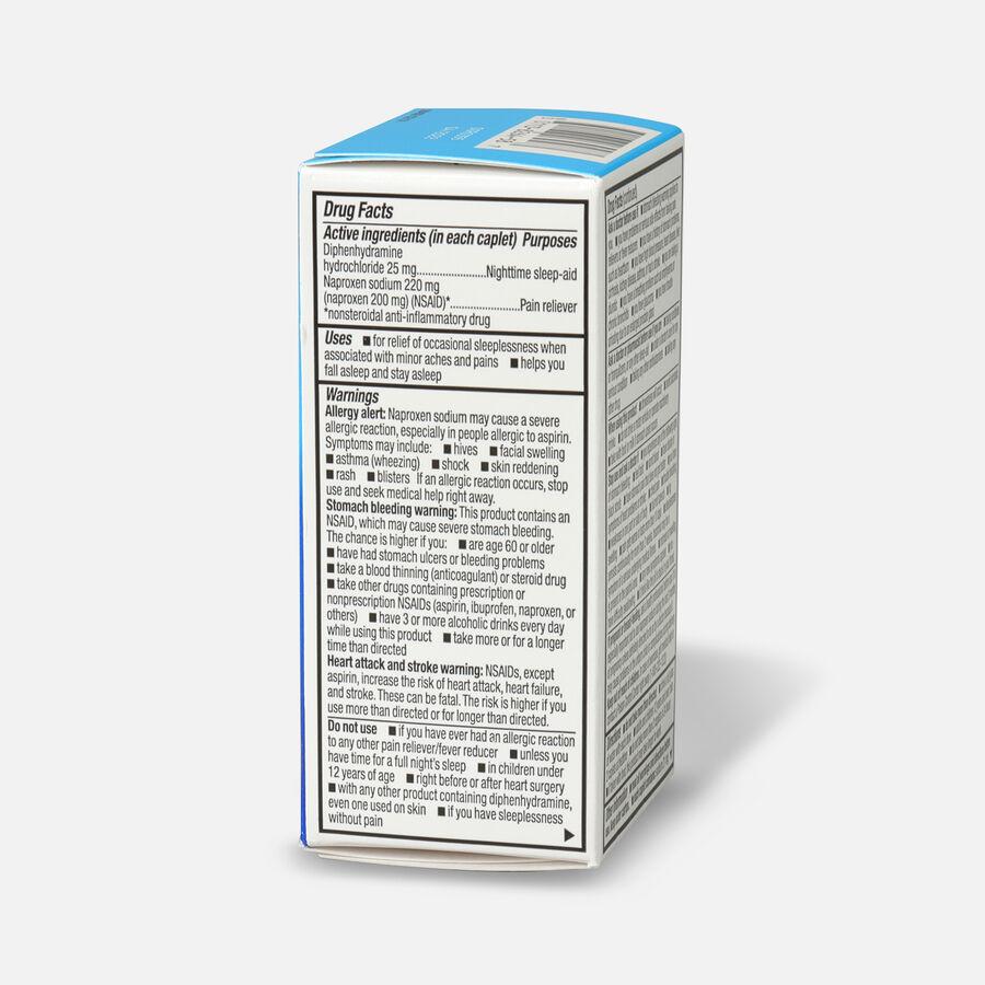 GoodSense® Naproxen Sodium PM & Diphenhydramine HCI Caplets, , large image number 8