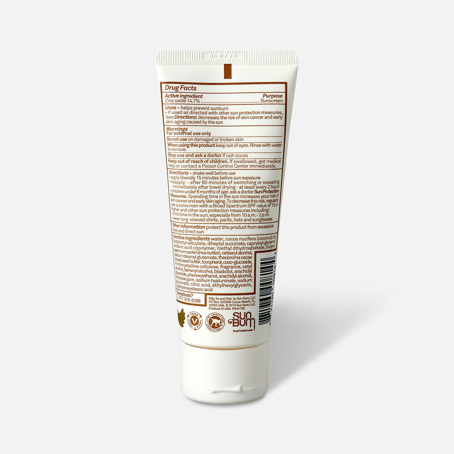 Sun Bum Mineral SPF 30 Sunscreen Lotion, 3oz., , large image number 1