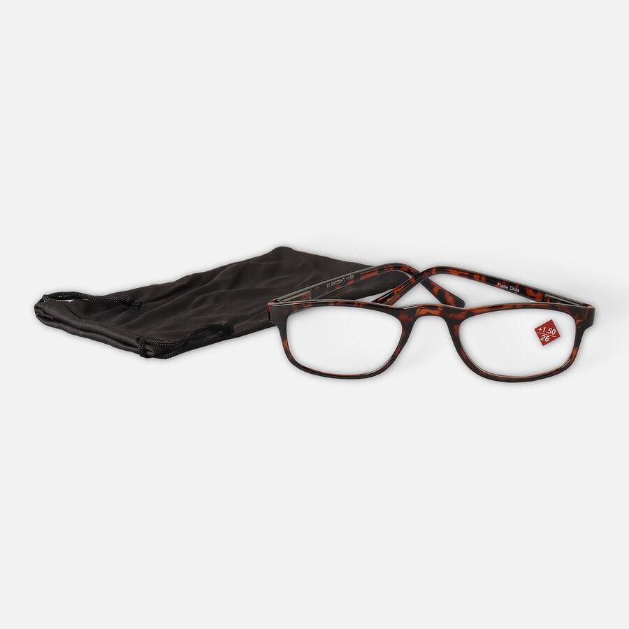 Today's Optical Half Eye Tortoise Reading Glasses, , large image number 4