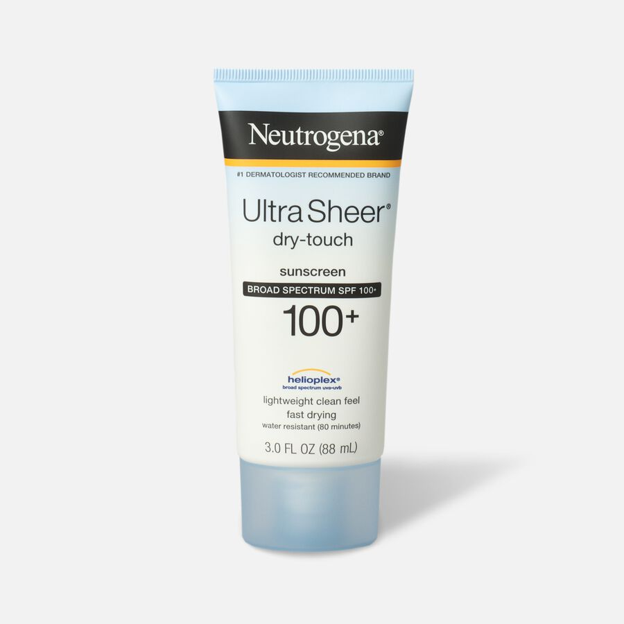 Neutrogena Ultra Sheer Dry-Touch Sunscreen, 3 oz, , large image number 5
