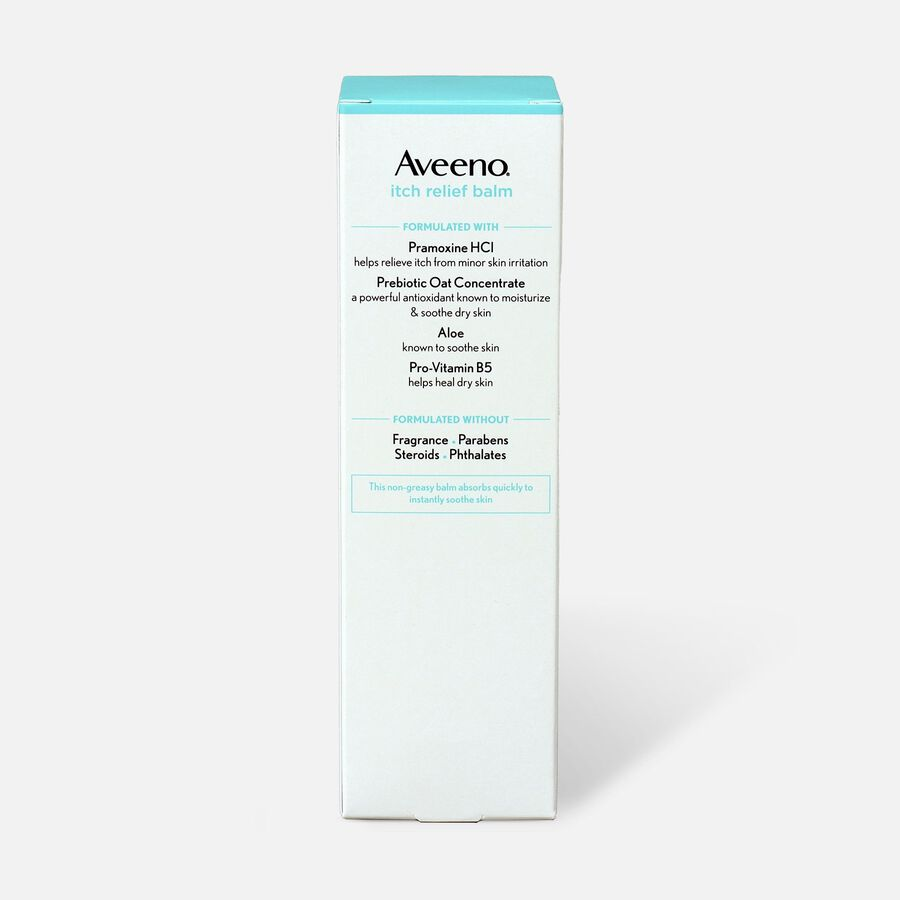 Aveeno Restorative Skin Therapy Itch Relief Balm, 4oz., , large image number 2