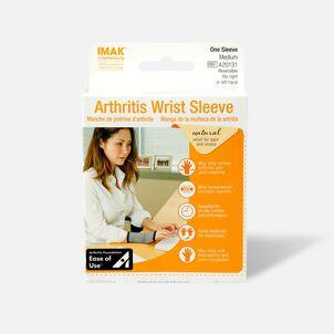 IMAK Compression Arthritis Wrist Sleeve, Medium