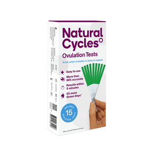 Natural Cycles Ovulation Test - 15ct