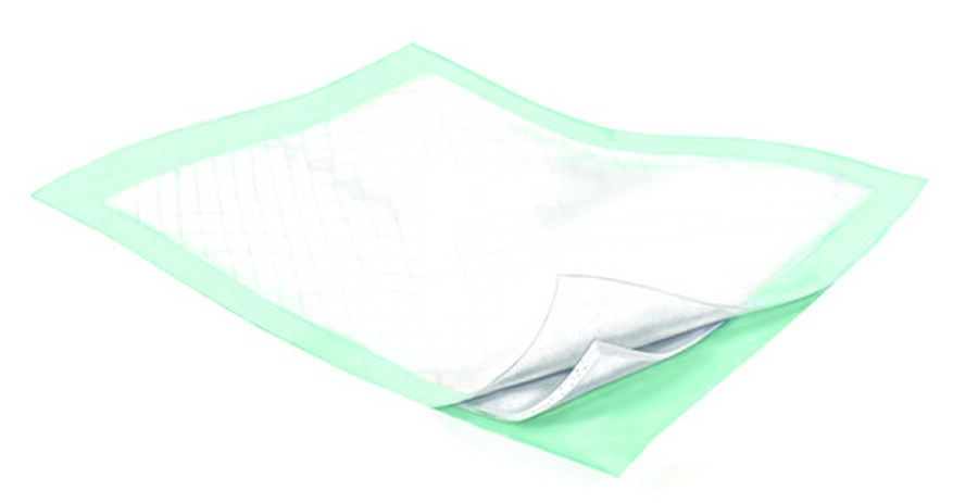 "WINGS™ Plus Underpad, 30"" x 36"" (76.2 cm x 91.4 cm), Heavy Absorbency- 10 count, , large image number 0"
