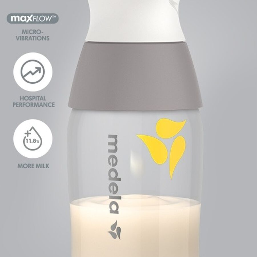 Medela Pump In Style Double Electric Breast Pump with Max Flow Technology, , large image number 3