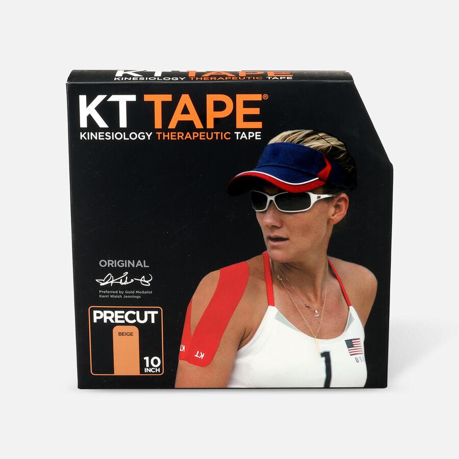 KT Tape Cotton Jumbo Precut Tape, 150 Precut Strips, , large image number 0