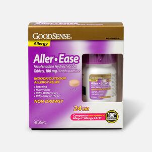 GoodSense® Aller-Ease 180 mg 24-Hour Non-Drowsy Tablets