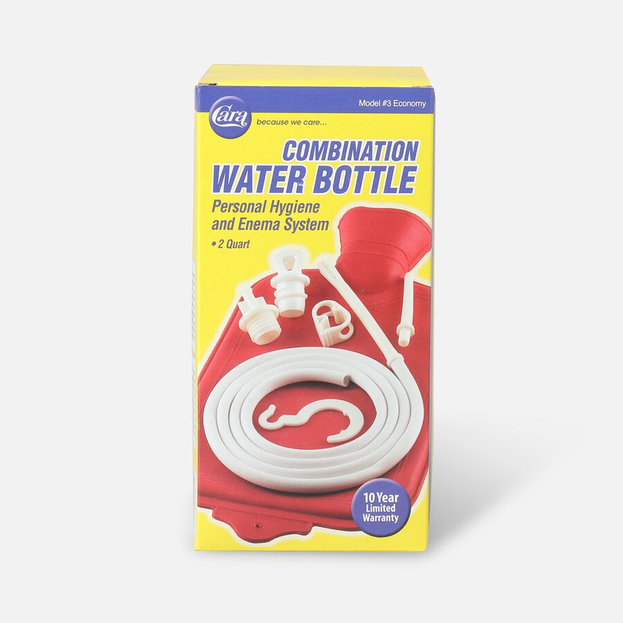 Cara Water Bottle Combo - 2 Quarts, 1 ea, , large image number 0