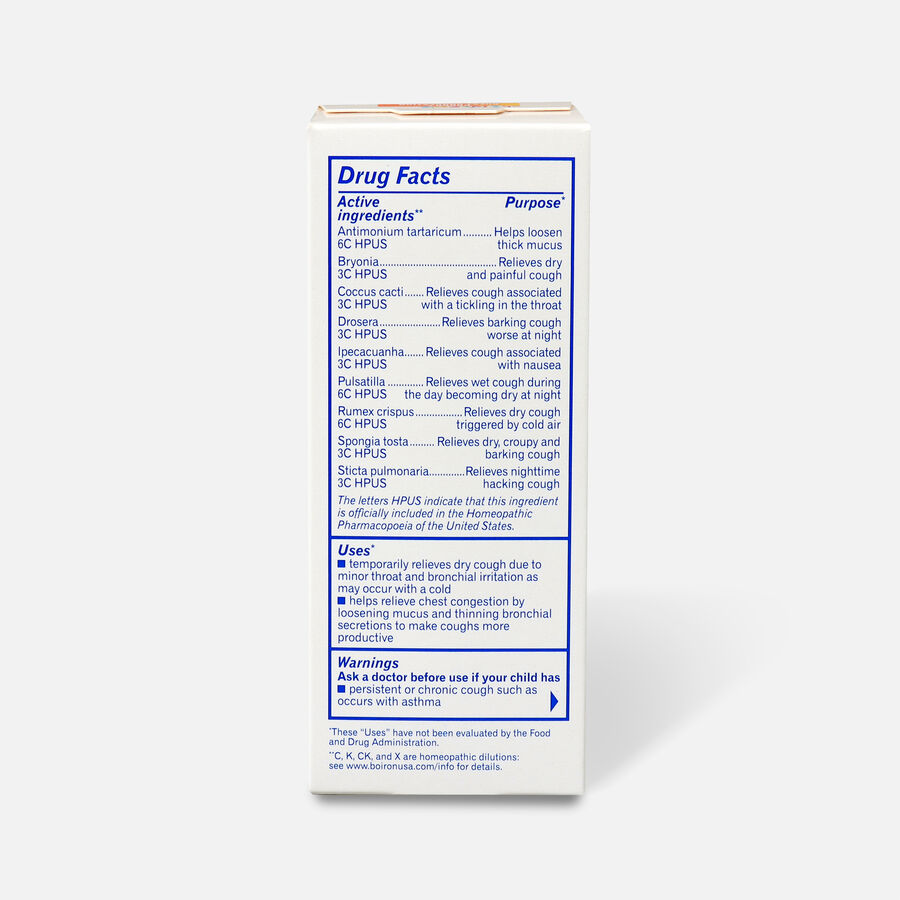 Chestal Boiron Children's Chestal, 6.7 fl oz, , large image number 1