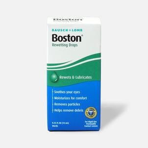 Boston Rewetting Drops, .33 oz