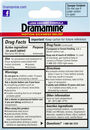 Dramamine Motion Sickness Relief All Day Chewable Tablets, Raspberry Cream, 12 ct, , large image number 1