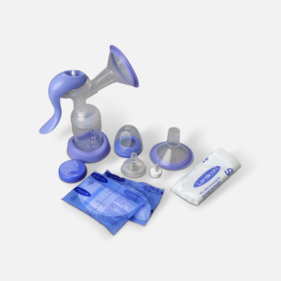 Lansinoh Manual Breast Pump, , large image number 0