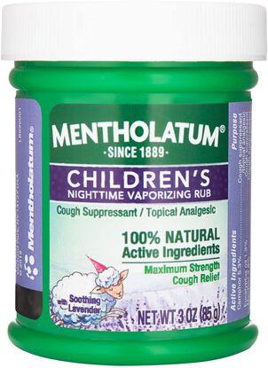 Mentholatum Children's Vaporizing Rub
