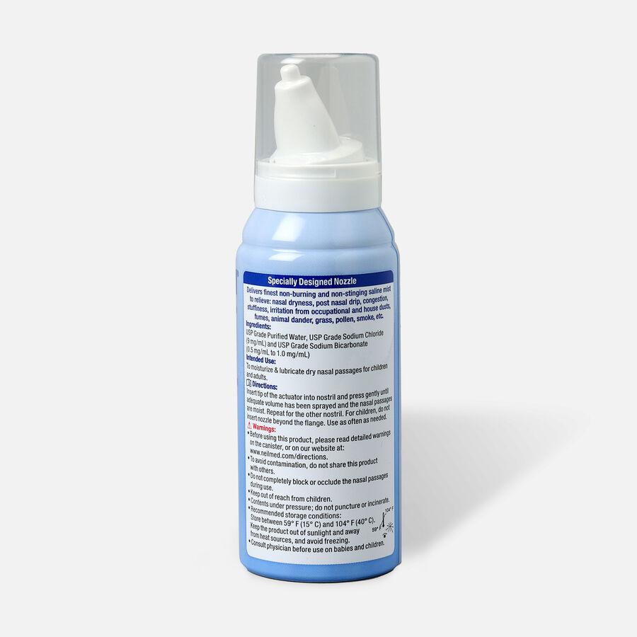 NeilMed NasaMist Isotonic Nasal Spray 75 ml, 2.53 oz, , large image number 1