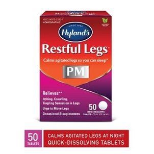 Hyland's Restful Legs, 50 ct