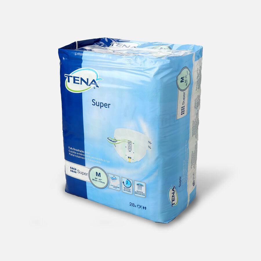 Tena Adult Super Brief-Medium 67401 28 ea, , large image number 2