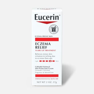 Eucerin Eczema Relief Flare-Up Treatment, 2oz.