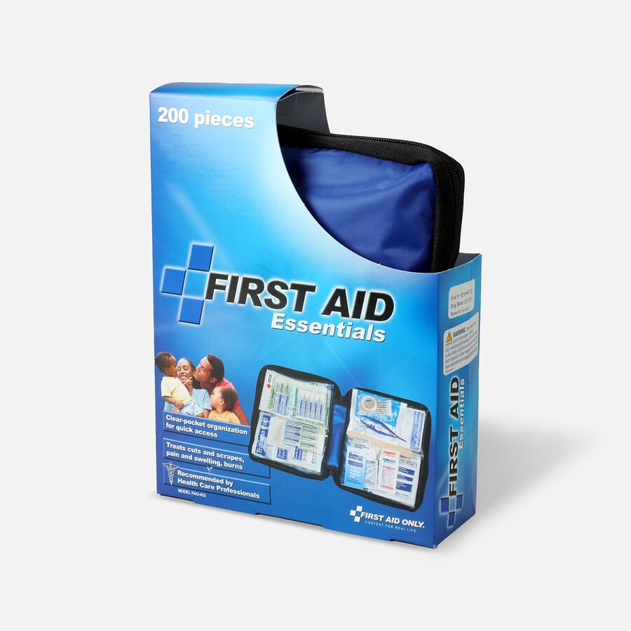 First Aid Only All Purpose First Aid Kit, Softpack, 200 pc, , large image number 1