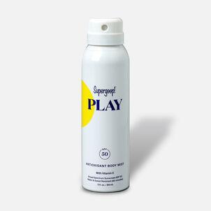 Supergoop! PLAY Antioxidant Body Mist SPF 50 with Vitamin C