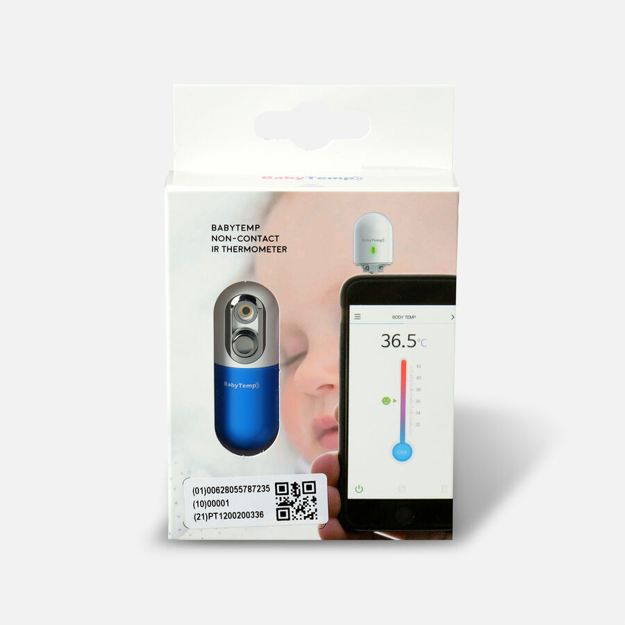 Baby Temp Smartphone Thermometer, , large image number 1