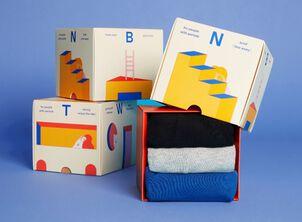 Thinx (BTWN) Fresh Start Period Kit, Super Basics Combo