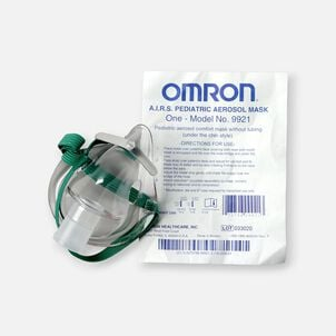 Omron 9921 Pediatric Mask for NEU22V