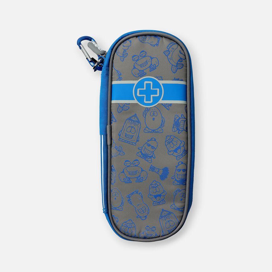 AllerMates Children's Allergy Medicine Case Epi Pen Holder Carrier, , large image number 0
