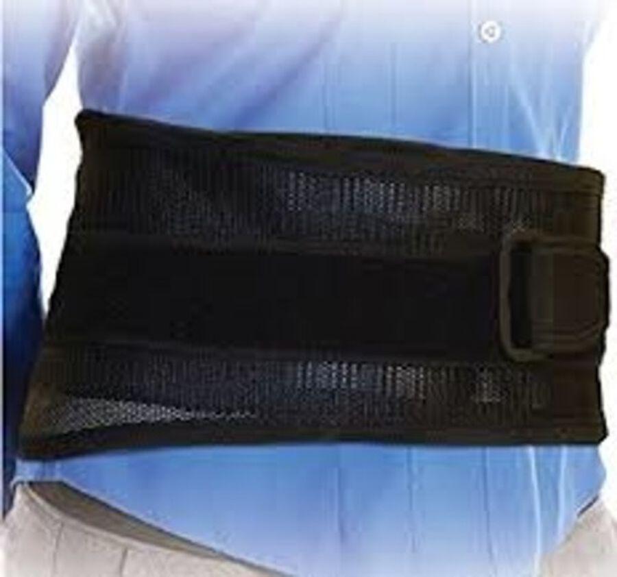 Bell-Horn Brace Yourself Adjustable Yourself Back Black Brace, , large image number 2