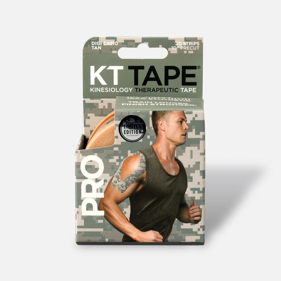 "KT Tape Pro, 20 2""x10"" strips, , large image number 3"