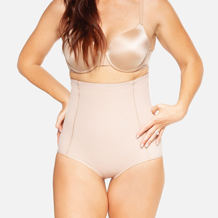 Belly Bandit Postpartum Recovery Panty, Nude, Size Medium, Nude, large image number 1
