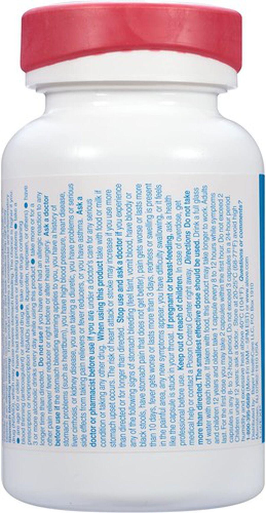 Aleve Arthritis Liquid Gels, Easy Open Cap, 80ct, , large image number 5