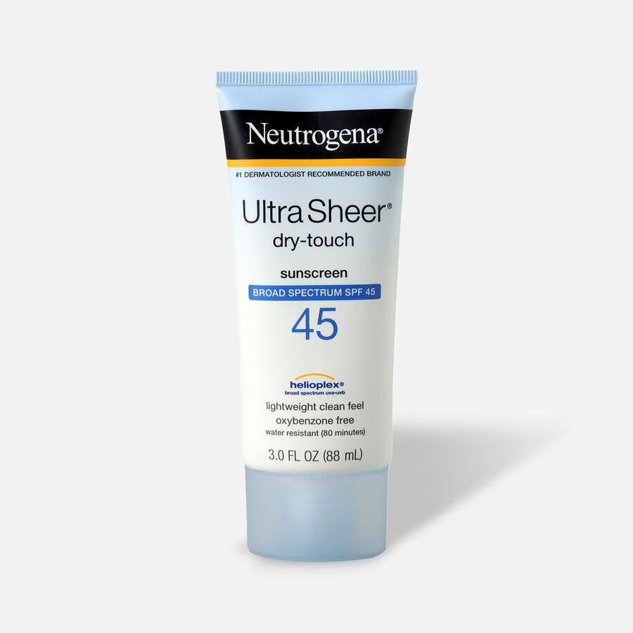 Neutrogena Ultra Sheer Dry-Touch Sunscreen, 3 oz, , large image number 0