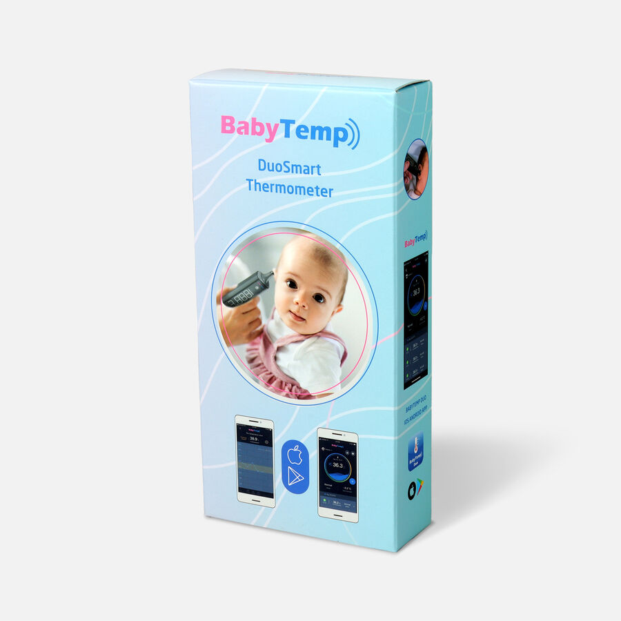 Dagamma Duosmart Ear and Forehead Thermometer for Baby/Adult, Quick 1 Second, , large image number 4
