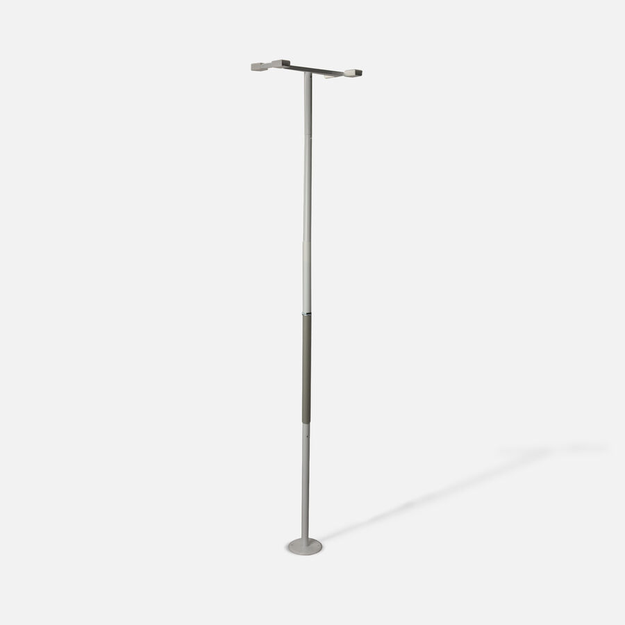 Stander Security Pole, White , , large image number 2