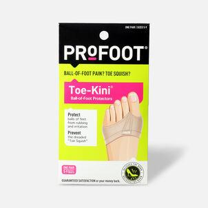 ProFoot Toe-Kini Ball-of-Foot Protectors 1 pr