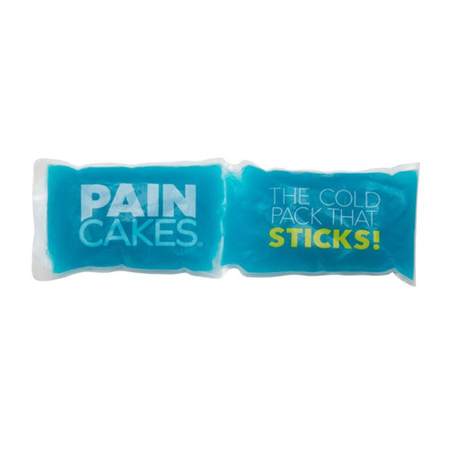 "PainCakes Wrap Stickable Cold Pack, Blue, 10"", , large image number 2"