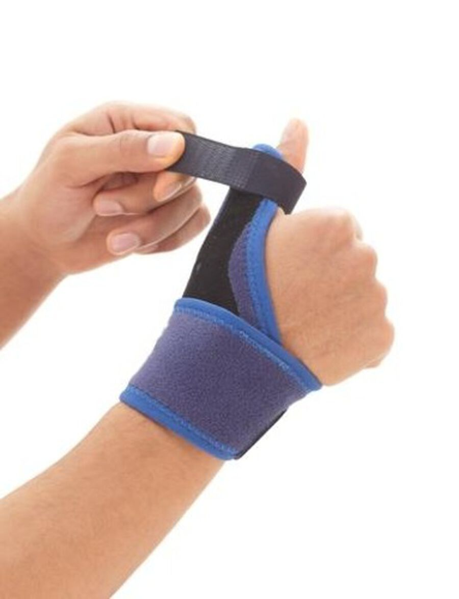 Neo G Easy-Fit Thumb Brace, One Size, , large image number 5