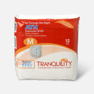 "Tranquility ATN (All-Through-the-Night) Brief, Medium, 32"" - 44"""