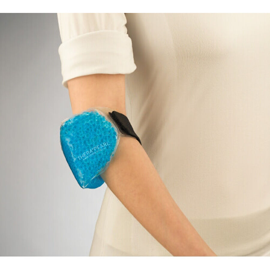 TheraPearl Hot or Cold Therapy Sports Pack with Adjustable Strap, 1 ea, , large image number 3