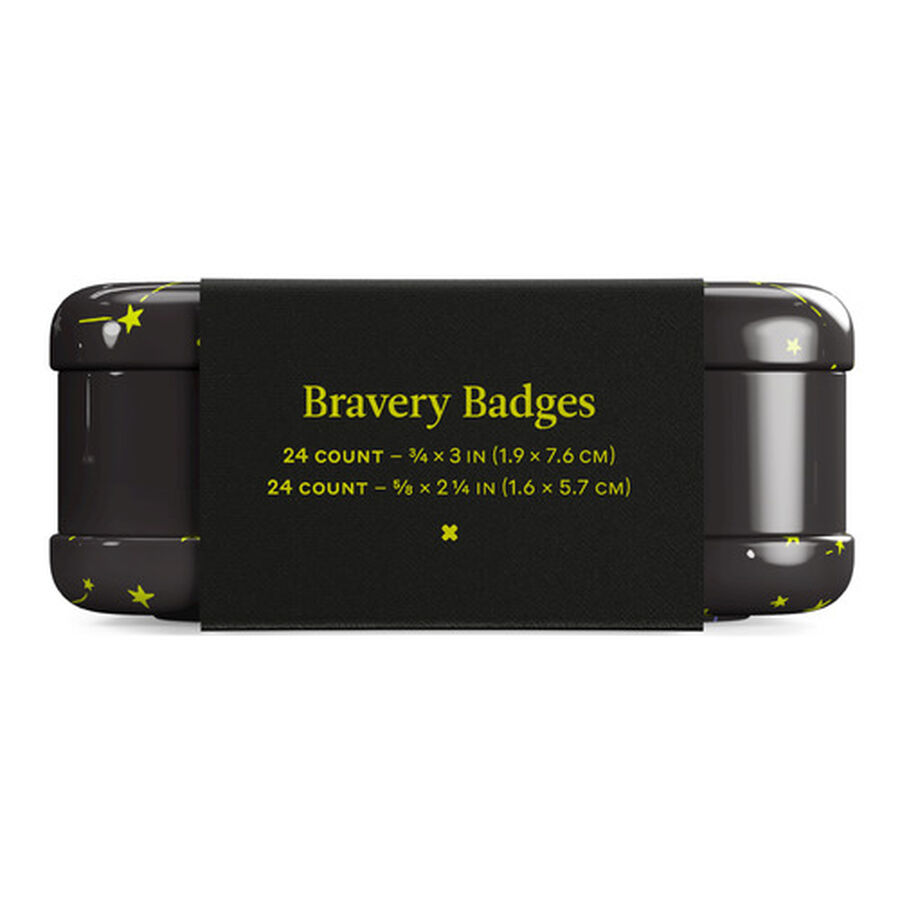 Welly Bravery Badges Space Assorted Flex Fabric Bandages - 48ct, , large image number 6