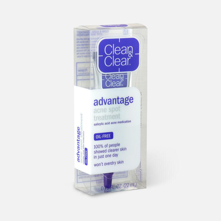 Clean & Clear Advantage Acne Spot Treatment, .75oz, , large image number 3