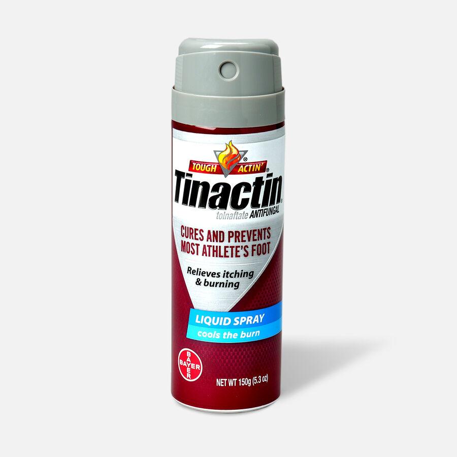 Tinactin Antifungal Aerosol Liquid Spray, Value Size, 5.3 oz, , large image number 0