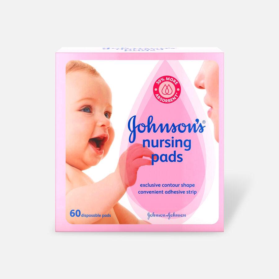 Johnson's® Nursing Pads 60 Count, , large image number 0