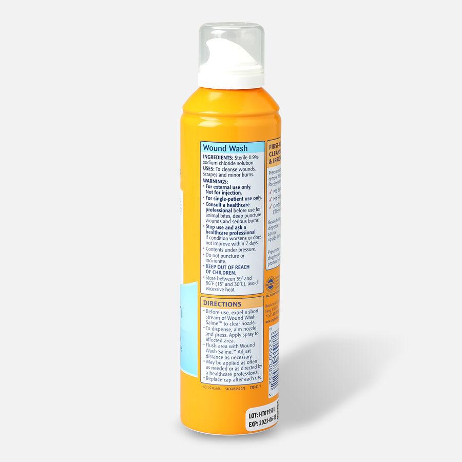 Simply Saline Wound Wash Sterile Solution Spray, 7.1 fl oz, , large image number 1